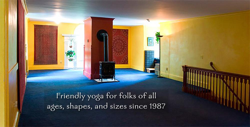 yoga studio Brattleboro Vermont